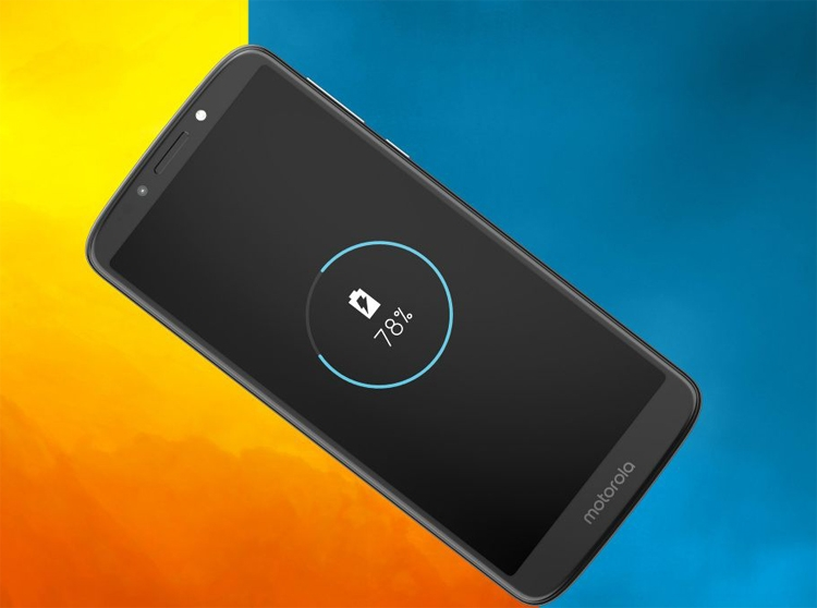 "Размер экрана смартфонов серии Moto E5 составляет от 5,2"" до 6,0"""""