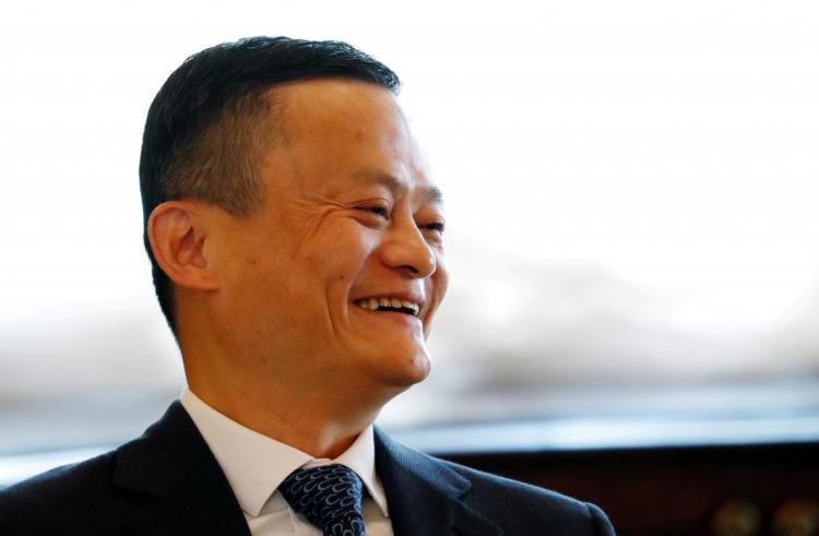 Основатель Alibaba Джек Ма (Jack Ma)                    REUTERS/Jorge Silva/