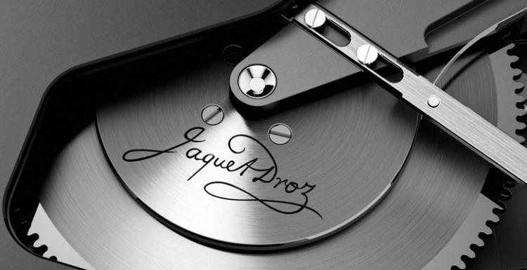 Jaquet Droz представила карманную машинку для подписи стоимостью 8 тыс.