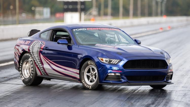 """Ford Mustang обзаведётся гибридной модификацией к 2020 году"""""""