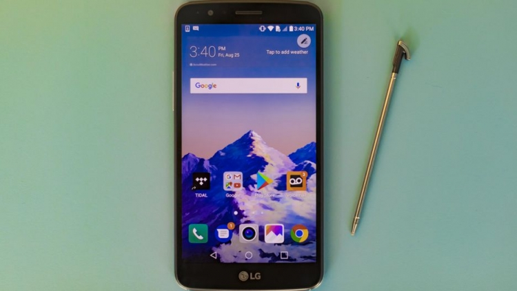 LG готовит к анонсу бюджетный смартфон Stylo 4