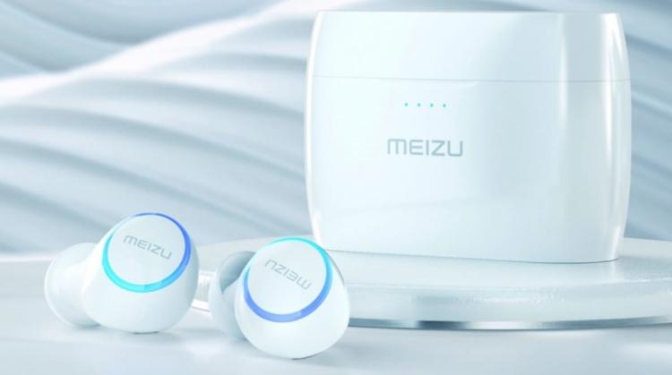 """Meizu представила беспроводные гарнитуры POP и Halo"""""""