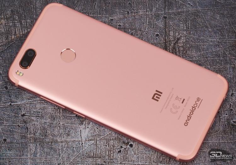 """Xiaomi готовит новые смартфоны Android One"""""""