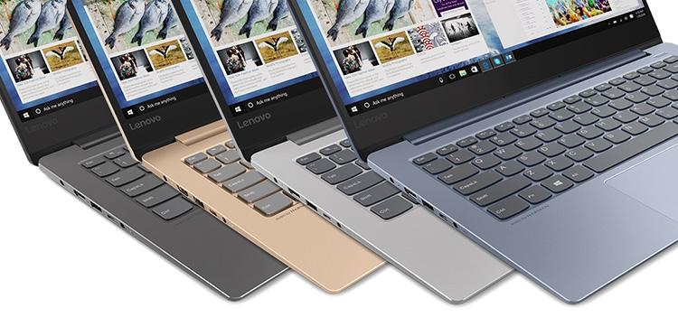 Lenovo выпустила изящный ноутбук Ideapad 530s