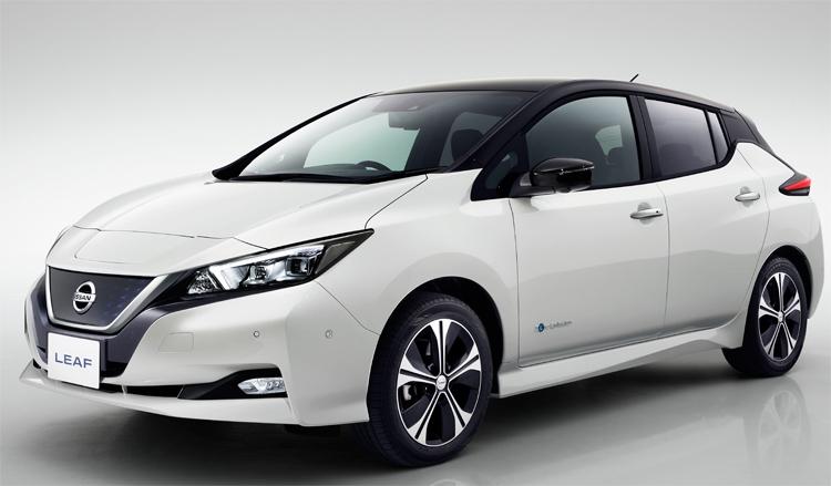 """Выход новой модели Nissan Leaf способствует росту спроса на электромобили"""""""