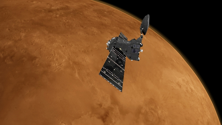 Иллюстрации ESA