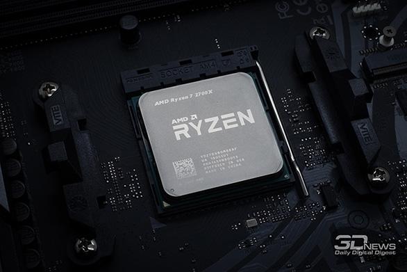 440 4b - Ryzen не помог: доля AMD на российском рынке настольных CPU ниже 30 %