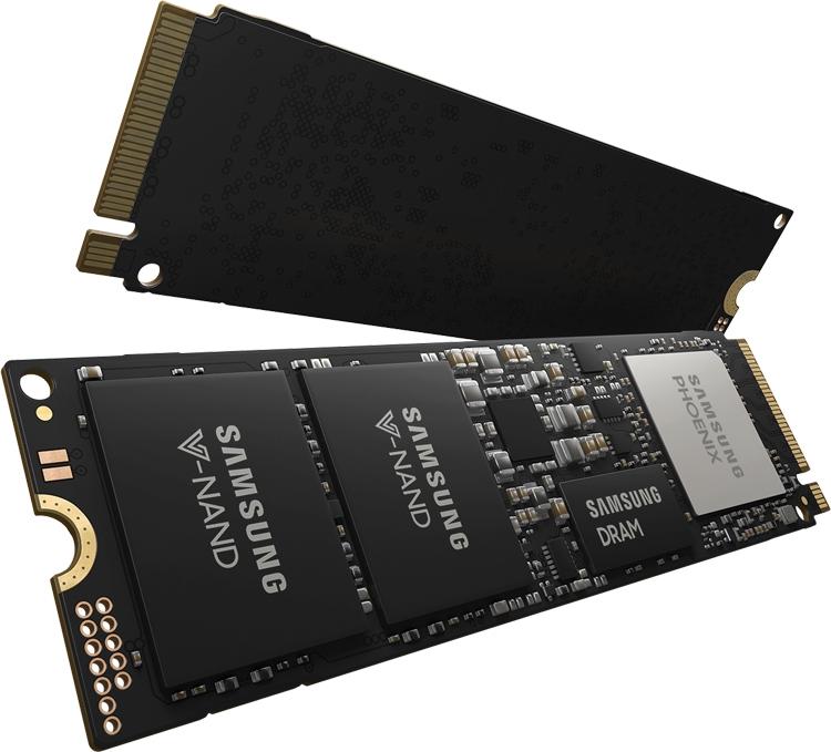ssd1 - Samsung 970 PRO и 970 EVO: скоростные твердотельные накопители в формате M.2