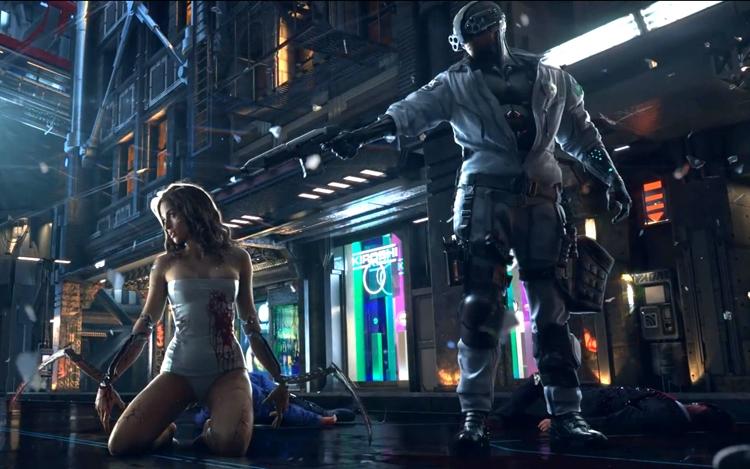 """Слухи: в Cyberpunk 2077, возможно, будет вид от первого лица и бег по стенам"""""""