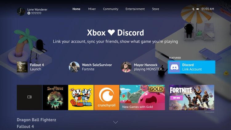 "Скоро Microsoft позволит связать аккаунты Xbox Live и Discord"""