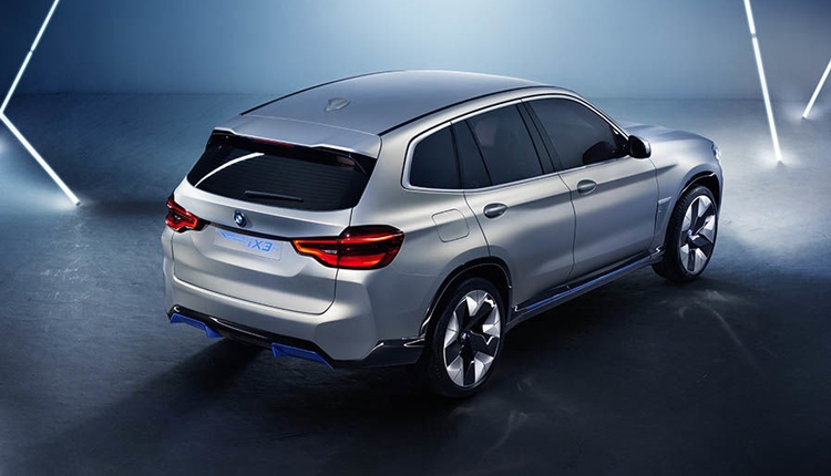 Автоновости,BMW-IX3