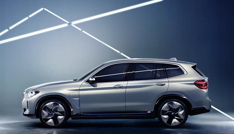 """BMW iX3: электрический кроссовер с запасом хода более 400 км"""""""
