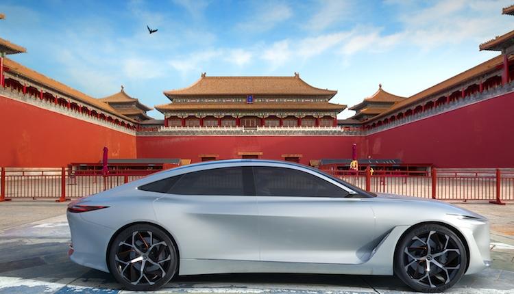 "Infiniti создаст абсолютно новую платформу для электромобилей"""
