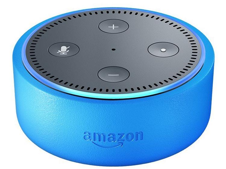 """Смарт-динамик Amazon Echo Dot Kids Edition рассчитан на детей"""""""