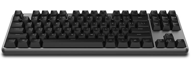 Клавиатура Xiaomi Yuemi Mechanical Keyboard Pro имеет компактное исполнение