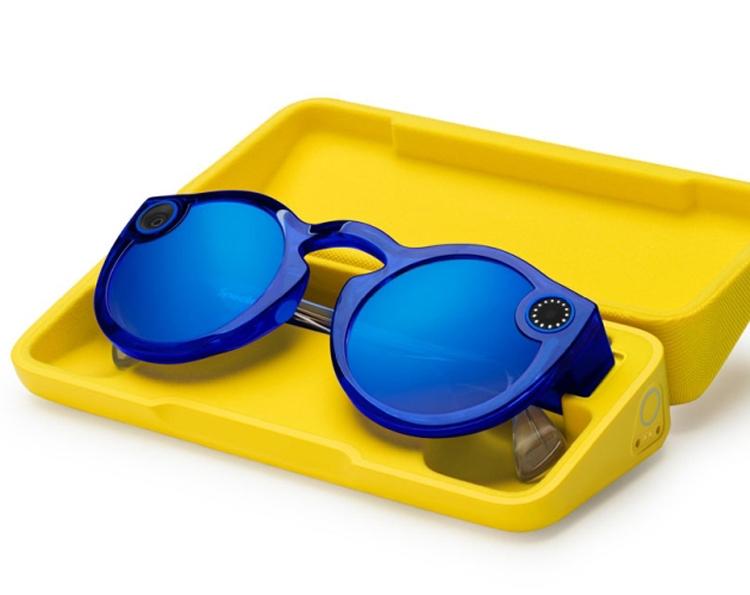 Смарт-очки Snap Spectacles