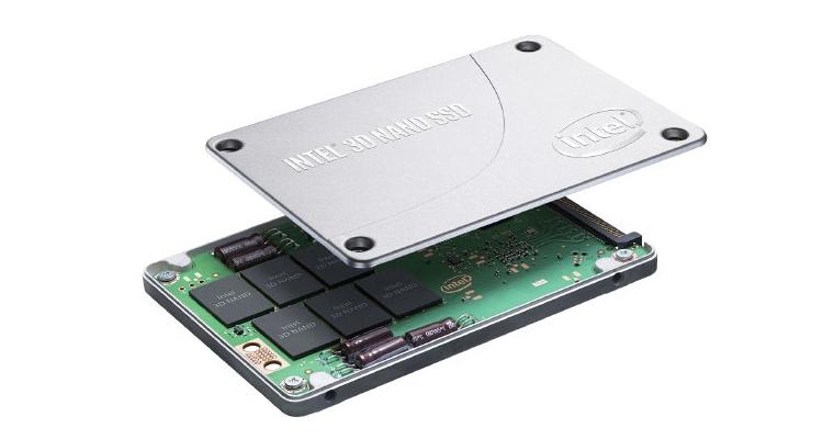 """Поставщики ноутбуков всё активнее используют SSD-накопители"""""""