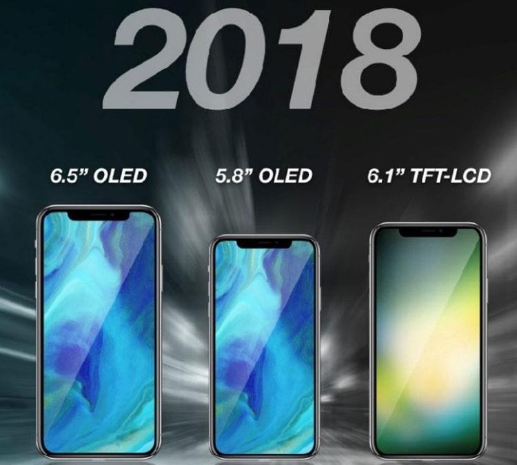 Этой осенью нас ждёт премьера сразу трёх iPhone. Один из них не получит функцию 3D Touch