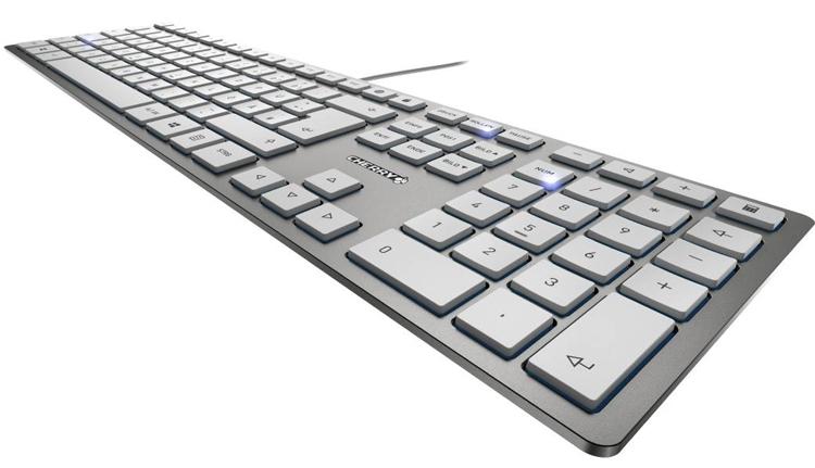 "Высота клавиатуры Cherry KC 6000 Slim не превышает 15 мм"""