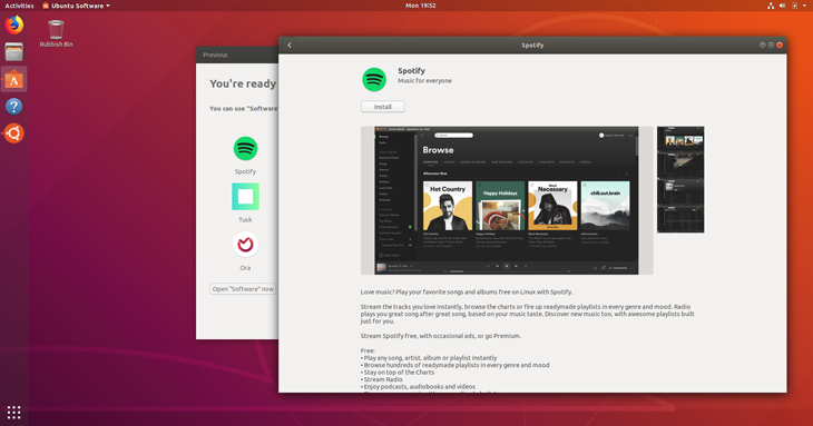 "Состоялся релиз Linux-дистрибутива Ubuntu 18.04 LTS"""
