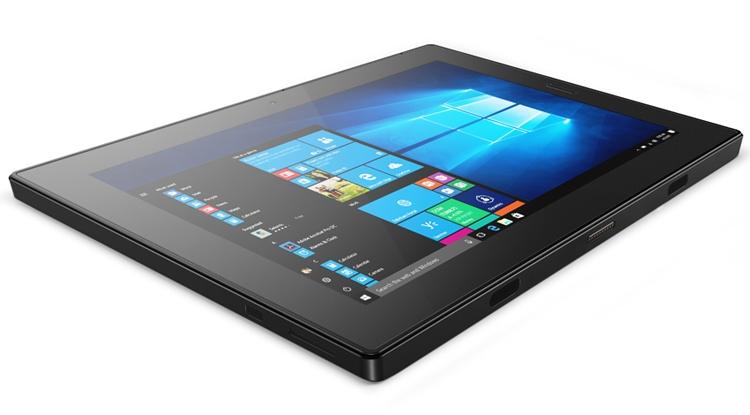 Планшет Lenovo Tablet 10 оборудовали новым процессором Intel