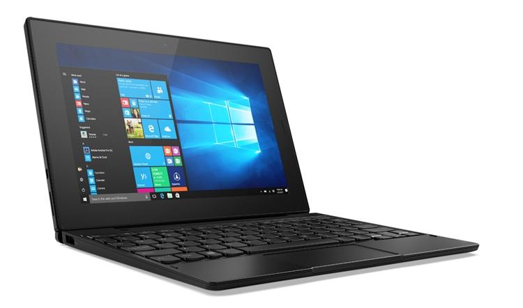 """Lenovo Tablet 10: планшет с подсоединяемой клавиатурой и перьевым вводом"""""""