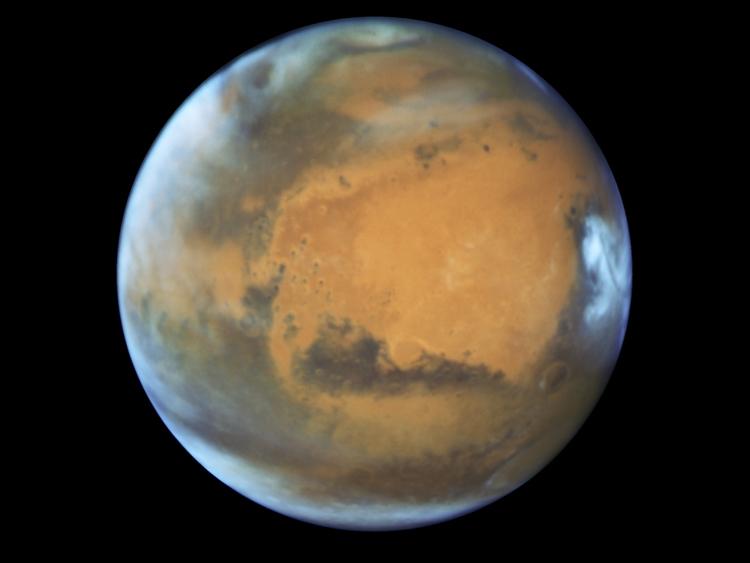 NASA 5мая запускает миссию наМарс, чтобы узнать, что внутри планеты