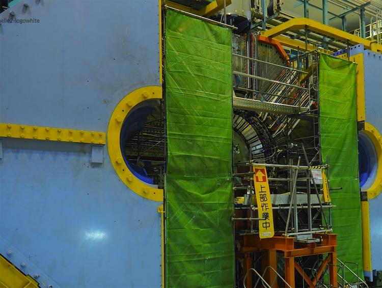 ВЯпонии после семилетнего ремонта запустили коллайдер SuperKEKB
