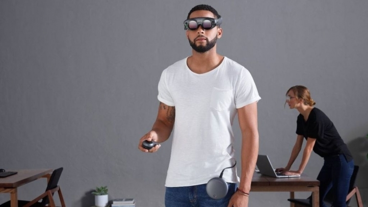 AR-гарнитура компании Magic Leap