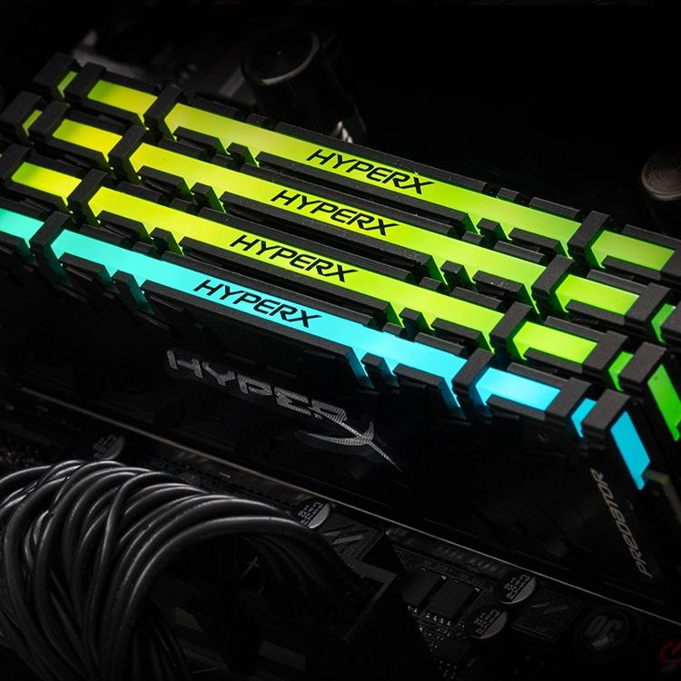 11 4 - Память HyperX Predator DDR4 RGB дебютирует на рынке