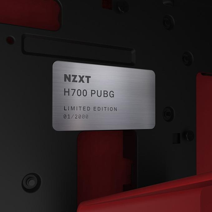 "NZXT посвятила PUBG особую версию корпуса H700i"""