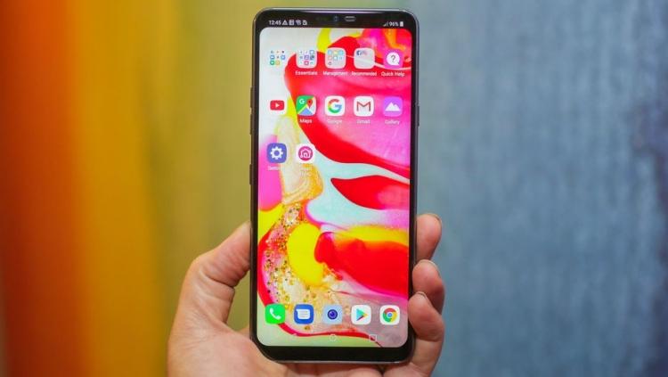 "Флагманский смартфон LG G7 ThinQ: меломанам-фотолюбителям посвящается"""