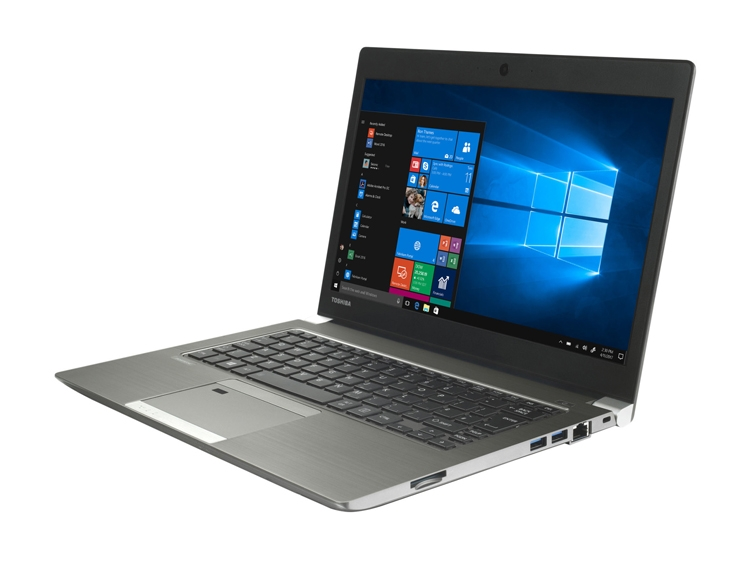 "Ноутбук Toshiba Portege Z30-E получил процессор Intel Kaby Lake R"""