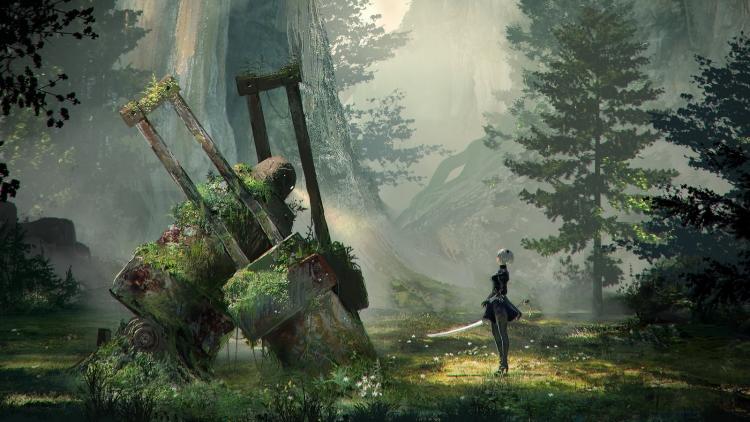 Слухи: японский ролевой экшен NieR: Automata выйдет на Xbox One