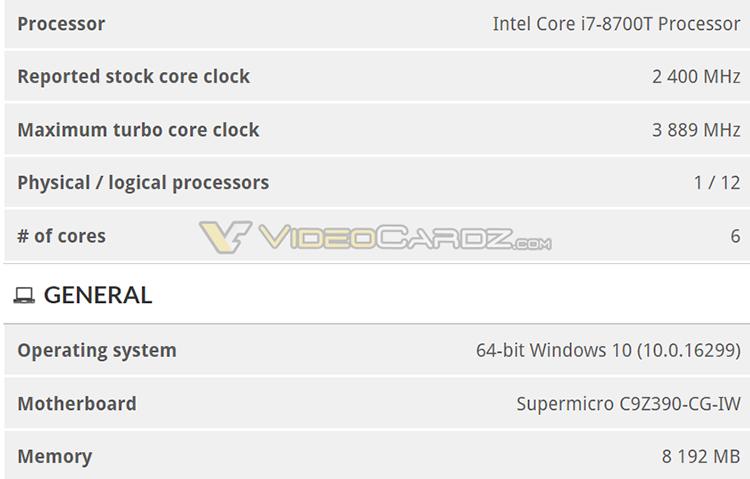 33 2 - Платы LGA1151/Z390 могут работать с нынешними CPU Coffee Lake-S