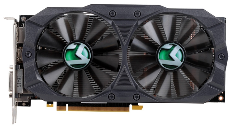 GeForce GTX 1060 Gaming 5G M.4