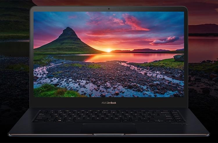 """Новый ASUS ZenBook Pro 15 оснащён процессором Core i9"""""""