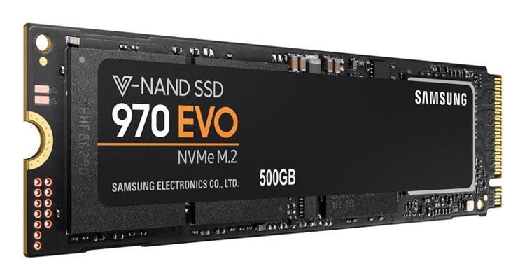 ssd1 - Новейшие накопители 970 PRO и 970 EVO появились на сайте Samsung по сниженной цене