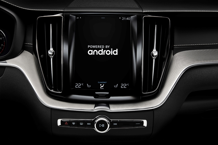 """Помощник Google Assistant поселится в автомобилях Volvo"""""""