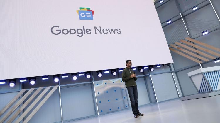 Всё, что Google представила на I