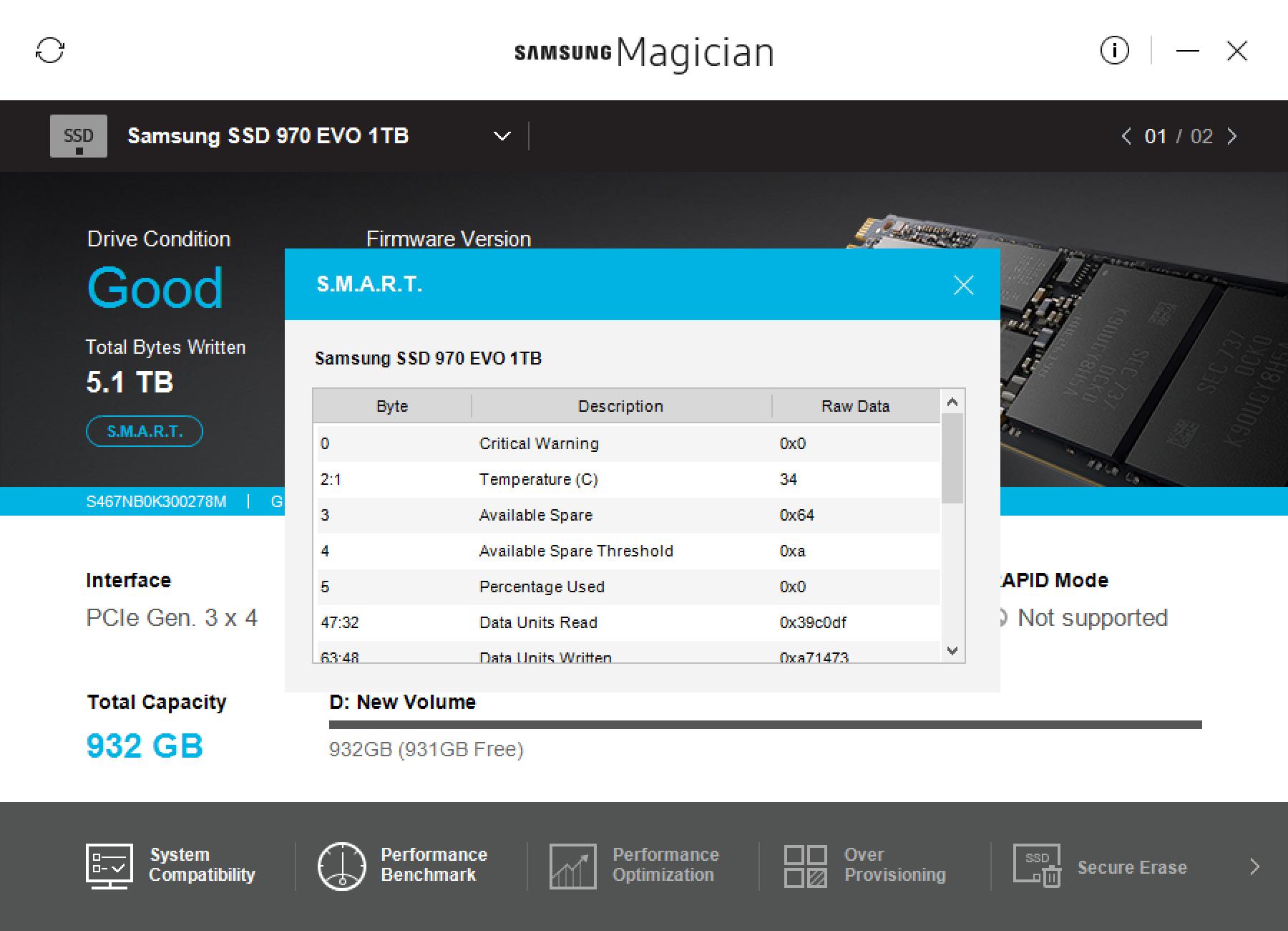 Обзор накопителя Samsung 970 EVO: долгожданное обновление