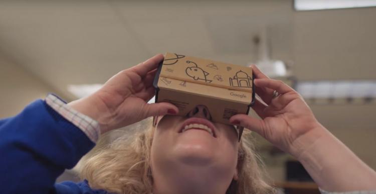 """Google позволила создавать виртуальные образовательные туры всем желающим"""""""