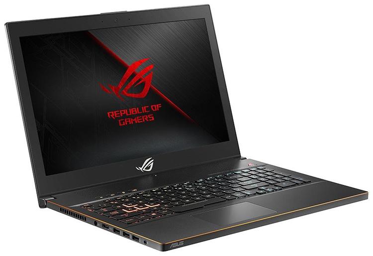 """Игровой ноутбук ASUS ROG GU501GM: Zephyrus M на «диете»"""""""