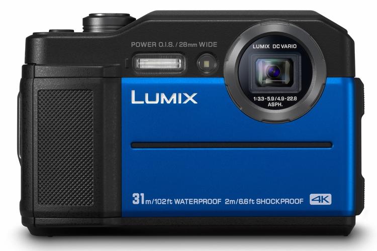 """Panasonic Lumix DMC-FT7: защищённый фотокомпакт с электронным видоискателем"""""""