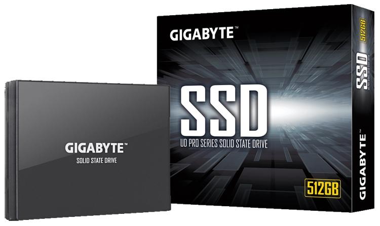 gb2 - GIGABYTE UD Pro: твердотельные накопители в формате 2,5 дюйма