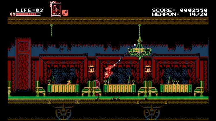 Анонсирована Bloodstained: Curse of the Moon — 8-битная 2D-метроидвания от Кодзи Игараси