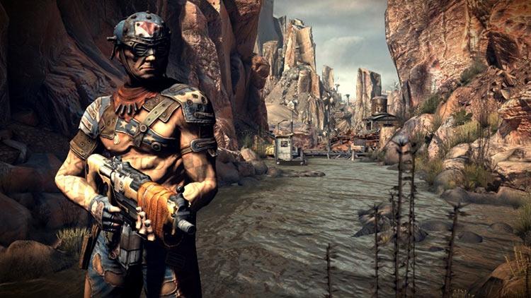 Тизер научно-фантастического боевика RAGE 2 появился вглобальной сети раньше доэтого срока
