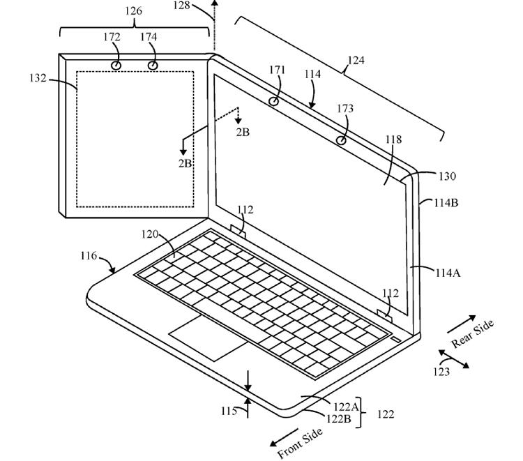 """В Lenovo изобрели ноутбук с несколькими дисплеями"""""""