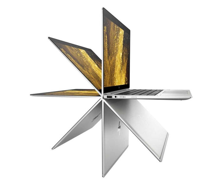 """Новые ноутбуки HP EliteBook: дискретная графика и модуль LTE"""""""