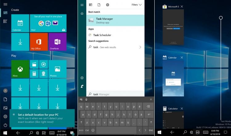 "ARM-версия Windows 10 почти полностью работоспособна на Lumia 950 XL"""